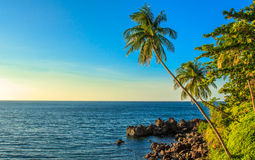 Islands shoreline Royalty Free Stock Photography