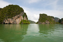 Islands of Thailand Royalty Free Stock Image