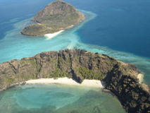 Islands in Torres Strait Stock Photo