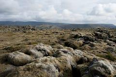 Islandzki krajobraz Zdjęcia Royalty Free