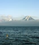 Islas Aleutian foto de archivo libre de regalías