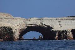 Islas Ballestas Royalty Free Stock Images
