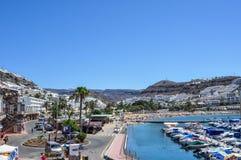 Islas Canarias Imágenes de archivo libres de regalías