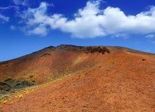 Islas Canarias en el parque nacional de Tenerife Teide Fotos de archivo libres de regalías