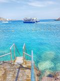 Islas Canarias, paisajes naturales, playa foto de archivo