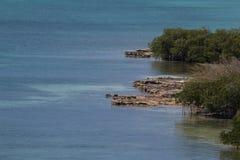 Islas Contoy 库存照片
