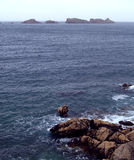 Islas Croatia de Elaphiti fotografía de archivo