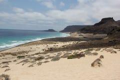 Islas de Cabo Verde Imagen de archivo libre de regalías