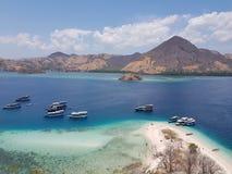 Islas de Flores foto de archivo libre de regalías
