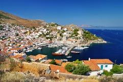 Islas de Grecia Foto de archivo libre de regalías