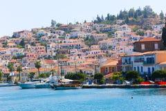 Islas de Grecia Foto de archivo
