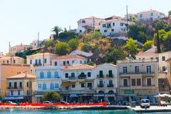Islas de Grecia Fotografía de archivo