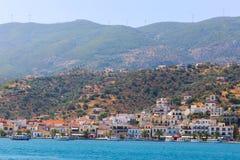 Islas de Grecia Fotografía de archivo libre de regalías