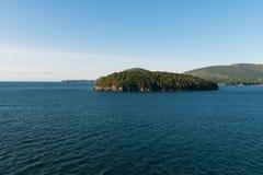 Islas de la bahía del francés Foto de archivo