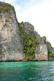 Islas de la phi de la phi Imagenes de archivo