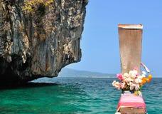 Islas de la phi de la phi en Tailandia. Imagen de archivo libre de regalías