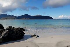 Islas de Lofoten Imagen de archivo libre de regalías