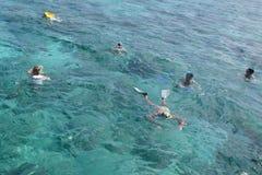 Islas de Maldives Imágenes de archivo libres de regalías