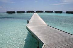 Islas de Maldives Foto de archivo libre de regalías