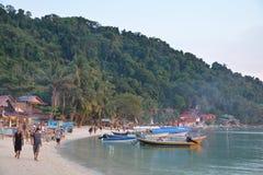Islas de Perhentian, Malasia fotografía de archivo libre de regalías