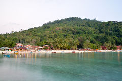 Islas de Perhentian, Malasia fotos de archivo