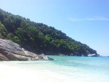 Islas de Similan Fotografía de archivo