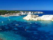 Islas de Tremiti fotografía de archivo libre de regalías