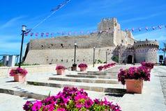Islas de Tremiti, Italia imagen de archivo