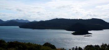 Islas de Whitsundays, gran filón de barrera fotos de archivo libres de regalías
