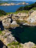 Islas del mar de la reservación Fotos de archivo libres de regalías