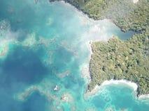 Islas del rosario cartagena colombia royalty free stock image
