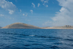 Islas en el mar Imagenes de archivo