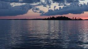 Islas en Rainey Lake metrajes