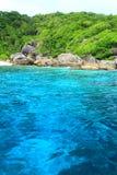 Islas hermosas Fotografía de archivo