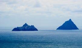 Islas Irlanda de Skellig foto de archivo libre de regalías