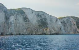 Islas jónicas de Zakynthos Imagenes de archivo