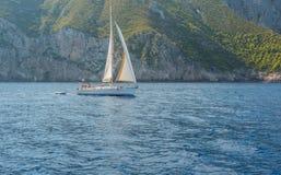 Islas jónicas de Zakynthos Imagen de archivo libre de regalías