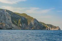Islas jónicas de Zakynthos Imágenes de archivo libres de regalías
