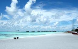 Islas maldivas Fotografía de archivo libre de regalías