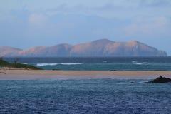 Islas sagradas, islas de Mamanuca, Fiji foto de archivo