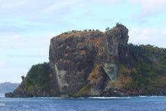 Islas sagradas, islas de Mamanuca, Fiji fotos de archivo libres de regalías