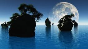 Islas silenciosas libre illustration