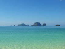 Islas tailandesas Imágenes de archivo libres de regalías