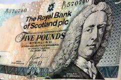 islay lordskott för sedel Royaltyfri Bild