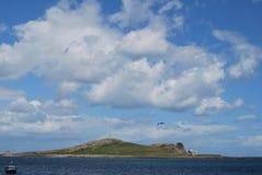 Isle Royalty Free Stock Photo