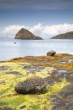 Isle av Skye, Skottland arkivfoton