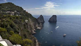 Isle of Capri Stock Image
