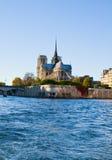 Isle de la Cite, Paris, France Royalty Free Stock Photos