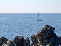 Isle des sanguinares Royalty Free Stock Photography