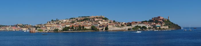 Isle of Elba, Italy Stock Image